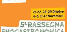 Nei prossimi fine settimana del 21-22 ottobre, 28-29 ottobre, 4-5 novembre e 11-12 novembre è in programma la Rassegna Enogastronomica della Strada dei Sapori delle Valli Varesine, che perfettamente in linea con il suo stile […]