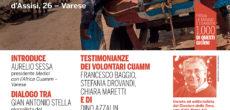 Gian Antonio Stella sarà ospite dell'incontro organizzato da Medici con l'Africa Cuamm venerdì 20 ottobre, alle 21.00, nella sede dell'Associazione Culturale Varesevive (via San Francesco 26, Varese). Insieme allo scrittore e giornalista del Corriere della […]