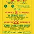 Venerdì 8 dicembre, alle ore 21.30, presso la Sala Planet di Gallarate, in via Magenta 3, prosegue la rassegna JAZZ'APPEAL ideata dall'Università del Melo di Gallarate, storico appuntamento per tutti gli appassionati del grande jazz, […]