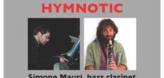 Giovedì23 novembre è in programma al Caesar Bar di Varese uno spettacolo musicale dal titoloHymnotic. Si esibiranno Simone Mauri al bass clarinet e Alessio Penzo all'organo Hammond. Il primo set è in programma dalle 19 […]