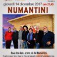 """I Numantini arrivano a La Tela. Giovedì 14 dicembre lo storico gruppo legnanese presenta all'osteria sociale di Rescaldina (MI) il suo primo cd """"Save The Date"""", lavoro ancora fresco di stampa che raccoglie tutti i […]"""
