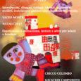 Venerdì 8 dicembre l'artista Chicco Colombo inaugurerà la mostraPitture in gioco al Sacro Monte di Varese, che sarà visitabile fino al 6 gennaio 2018. La mostra comprende tutta una serie di scarabocchi, disegni, collage, dipinti, […]