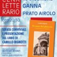 Venerdì 15 dicembre, alle ore 20.30, presso il Prato Airolo di Ganna, è in programma la presentazione del libroIl canto del ghiaccio – Campobella di Valgannadi Camillo Bignotti. Moderano l'incontro i giornalisti Massimo Rovati, autore […]
