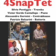 """Venerdì 19 Gennaio alle ore 21,15 si terrà presso Le Cantine Coopuf in Via De Cristoforis, 5 a Varese il Concerto Jazz """"4SnapTet"""" con Silvio Pontiggia alla tromba, Victor Gordo Cantallops al piano, Alessandro Germini […]"""