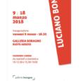 Venerdì 9 Marzo presso la Galleria Boragno in via Milano 4 a Busto Arsizio (VA) l'artista varesinoLuciano Bonettipresenteràla sua più recente collezione di opere, Parole di Presenza, accompagnato dalla presenza del noto flautista e cantante […]