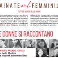 """L'Amministrazione comunale di Lainate (MI) si presta a dare il via a un calendario di eventi che attraverseranno tutto l'anno e hanno come protagoniste le donne, dal titolo """"Lainate al femminile – Non solo 8 […]"""
