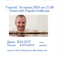 """Venerdì 16 marzo, alle ore 21.00 presso il Teatro del Popolo di Gallarate si terrà il concerto di Gallarate Classic, nell'ambito della Stagione musicale organizzata da """"Musica al Sacro Cuore"""" in collaborazione con il Comune […]"""
