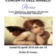 """Il Coro Sinfonico Orchestra Accademia Amadeus presenta il Concerto dell'Angelo, lunedì 2 aprile dal titolo """"Tra cielo e terra"""". L'appuntamento è alle ore 16 presso la Badia di Ganna (SP11, 21039 Ganna VA) Il concerto, […]"""