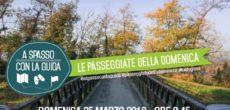 Il Centro Parco Ex Dogana Austroungarica e il Parco del Ticino propongono, con l'arrivo della bella stagione, nuovi incontri all'insegna dello sport e della natura. Domenica 25 Marzo 2018 dalle ore 9.30 alle 12.30 Corso […]