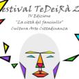 """Questo sabato 5 Maggio al Liceo Candiani di Busto Arsizio si rinnova per la quarta edizione l'incontro con il festival TeDeirà tema di quest'anno è """"La città del fanciullo"""" tema espresso tramite l'incontro di cultura […]"""