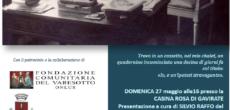 Domenica 27 maggio 2018 alle 16 si terrà a Parco Morselli a Gavirate presso La Casina Rosa (la dimora dello scrittore Guido Morselli) la cerimonia di premiazione del premio intitolato Guido Morselli. In caso di […]