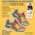 """Un importante appuntamento per tutti gli appassionati di sport a Varese. Venerdì 21 settembre alle ore 18, infatti, il Centro Gulliver ha organizzato un interessante incontro al Teatro Santuccio con l'Autore del libro """"Runner in […]"""