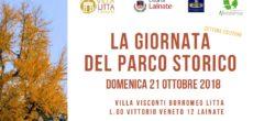 Domenica 21 ottobre nei giardini storici di Villa Visconti Borromeo Litta di Lainate, alle 10, si terrà l'inaugurazione della nuova segnaletica del parco storico resa possibile grazie ai proventi della manifestazione Ninfeamus 2017 dedicata alla […]