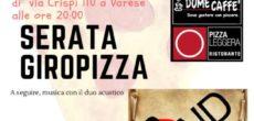 Sabato 1 dicembre 2018 alleore 20 presso il Dome Caffè a Varese, in Via Francesco Crispi 110, i volontari del Gruppo Emergency di Varese organizzano ungiropizza solidalein cui parte del ricavato sarà devoluto all'associazione che […]