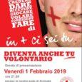 Venerdì 1° febbraio 2019 alle ore 21, presso la sede della CRI di Arcisate (VA), in via Matteotti 104, si terrà la serata di presentazione del corso base per diventare volontario della Croce Rossa Italiana, […]