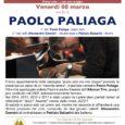 """In occasione della rassegna """"Piano solo ma non troppo"""" alle ore 21.15 si esibirà all'Auditorium CMF di Barasso il pianista varesino Paolo Paliaga. Nel primo set si esibirà solo mentre nel secondo sarà accompagnato da […]"""