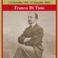 In occasione dell'anniversario della morte di Gabriele d'Annunzio si potrà acquistare in tutte le librerie il volume di Franco di Tizio, che ricostruisce il periodo della vita di d'Annunzio passato a Francavilla al mare. Tra […]