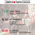 Giovedì 25 aprile a Gallarate si celebra il 74° anniversario della Liberazione con una manifestazione che coinvolge tutta la Città, snodandosi per le vie cittadine con un corteo. Anpi è certamente protagonista dell'evento e invita […]