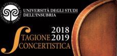 In occasione della conclusione della 18° edizione della stagione concertistica si esibiranno gli Ensemble Borromini all'Università degli Studi dell'Insubria di Varese venerdì 24 maggio alle ore 18 presso l'aula magna di Via Ravasi. Si tratta […]