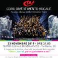 """La Coperativa Sociale Onlus """"Progetto Pollicino"""" organizza una serata di festa e benificenza presso il Teatro Sociale di Busto Arsizio il 23 Novembre che vedrà esibirsi il Coro Divertimento Vocale di Gallarate. È appena iniziato […]"""