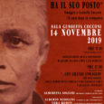 """A Gattattico (RE) si svolge l'omaggio """"Nella storia ha il suo posto"""" a Genoeffa Cocconi, 75 anni dopo la scomparsa, giovedì 14 novembre. Si tratta di una riflessione sul suo operato, sulla sua attenzione alle […]"""