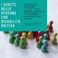 Mercoledì 4 dicembre dalle 17.00 alle 19.00 si terrà presso il servizio NO Barriere in viale Zara 100 a Milano il secondo incontro del corso sui diritti delle persone con disabilità uditiva. L'evento è frutto […]