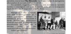 Sabato 15 febbraio alle ore 17:30si terrà presso la libreria Biblos di Gallarate la presentazione del libro diEmanuele Martignoniin una sorta di viaggio tra musica e narrativa, con la band The Riverside che esegue i […]