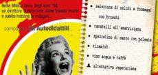 All'osteria sociale La Tela di Rescaldina (MI) ci sarà questo venerdì 16 ottobre una… Cena con delitto. Una serata a tema 'giallo' con la compagnia teatrale 'Gli Autodidattili' di Cerro Maggiore che metterà in scena […]