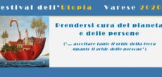 """Martedì 27 ottobre alle ore 17:30 si terrà il prossimo appuntamento del Festival dell'Utopia di Varese di quest'anno. Il titolo di quest'incontro (che si terrà sempre online con le stesse modalità) si chiama """"Elogio del […]"""