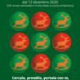 Da Domenica 13 dicembre, sarà possibile cercare e trovare circa cinquanta piccole renne numerate in terracotta (cm 4×4), realizzate dall' artista Maurizio De Rosa e contenenti messaggi sul tema della bellezza, nascoste per il centro […]