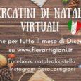 Per tutto il mese di dicembre, gli storici mercatini di Natale allestiti al Castello Visconti di Somma Lombardo si spostano online. Si potrà entrare in contatto con gli artigiani e fare shopping nei Mercatini di […]