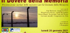 L'osteria sociale La Tela di Rescaldina in collaborazione con l'Ecoistituto della Valle del Ticino, l'ANPI di Rescaldina e il Comune,in occasione del Giorno della Memoriaorganizza una serie di appuntamenti per parlare, riflettere e non dimenticare […]