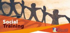 """Il Consultorio Familia Forum del Centro Gulliver (VA) organizza """"Social Training"""", un ciclo di incontri online, gratuiti ed interattivi. Giovedì 21 gennaio si terrà l'incontro di presentazione sulla piattaforma Zoom. Gli incontri avranno cadenza settimanale, […]"""